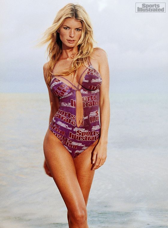 marisa miller year 2004 swimsuit swimsuit by rosa cha by amir slama
