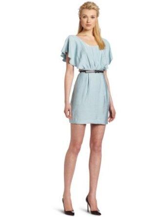 BCBGeneration Women's Side Cut Dress