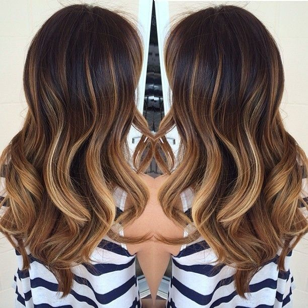 From the Español team: 16 Razones por las que querrás teñirte el cabello al estilo #TortoiseHair (The Tortoise Shell Can Inspire Your Next Hair Color)