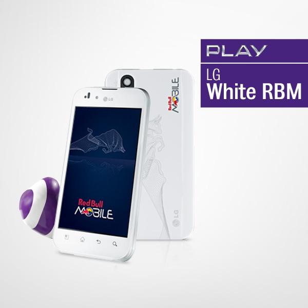 LG White RBM