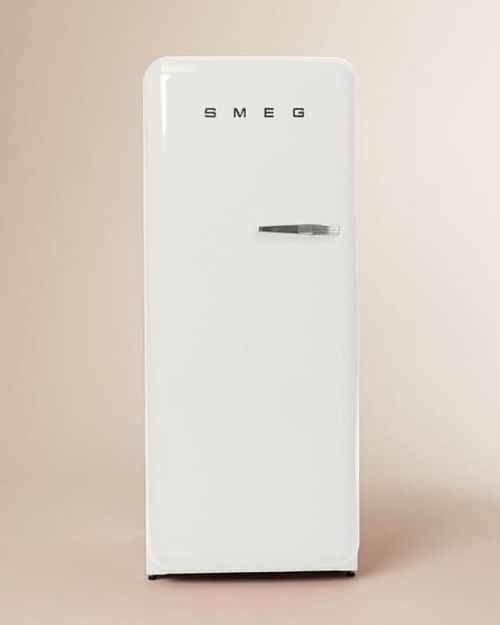 SMEG Italian Fridge — explore our parcels of elevated essentials for minimalist design enthusiasts @ minimalism.co