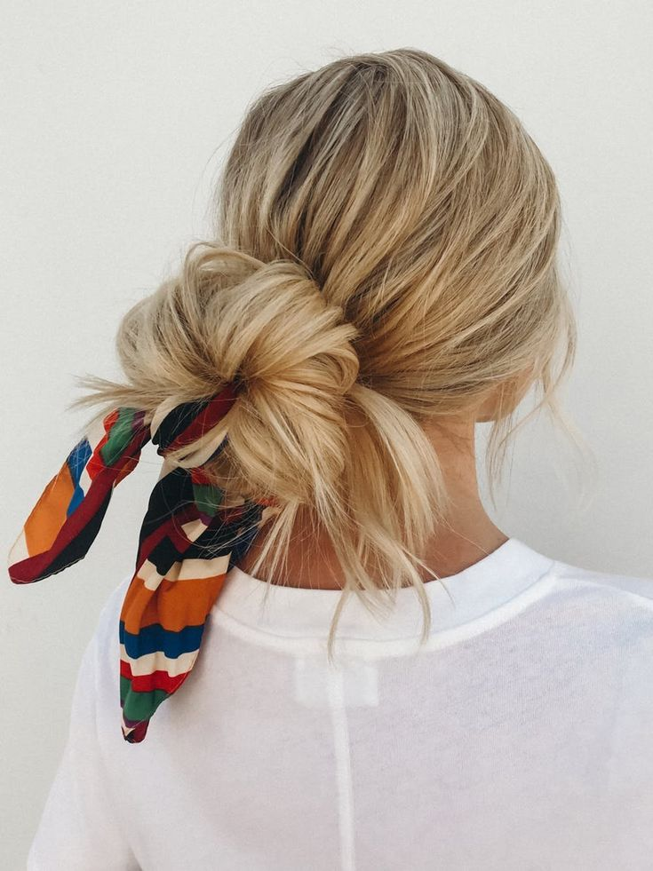 Easy to achieve hairstyles for long hair from Amber Fillerup Clark, AKA the Bare