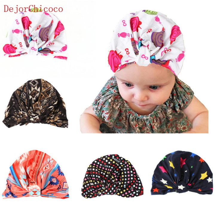 2017 Child Kids Autumn Winter Knitting Hat Accessories 1-6 years Baby Star Dots Print Hat Boy Girls Photography Cap DejorChicoco #Affiliate