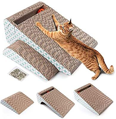 dibea Árbol rascador árbol para escalar árbol rascador para gatos Altura 85 cm Gris claro: Amazon.es: Productos para mascotas Cardboard Cat Scratcher, Furniture Scratches, Cat Scratching Post, Catnip Toys, Kitten Love, Lounge Sofa, Cat Gif, Cool Cats, Pet Supplies