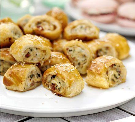 Homemade sausage rolls - Jamie Oliver recipe