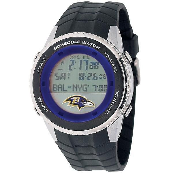 Licensed NFL Baltimore Ravens Schedule Watch