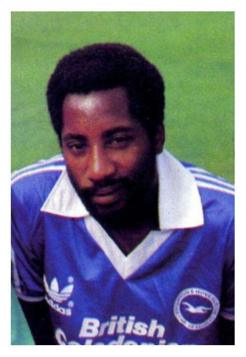 Chris Ramsey of Brighton in 1980.