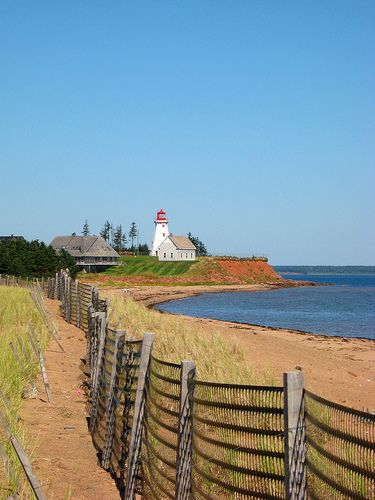 prince edward island, canada. Would love to see where Anne of Green Gables  grew up. ):