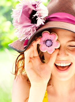 """""""The laughter of girls is and ever was among the delightful sounds on the earth.""""  ― Dequincey #Smile #Happiness #Pink"""