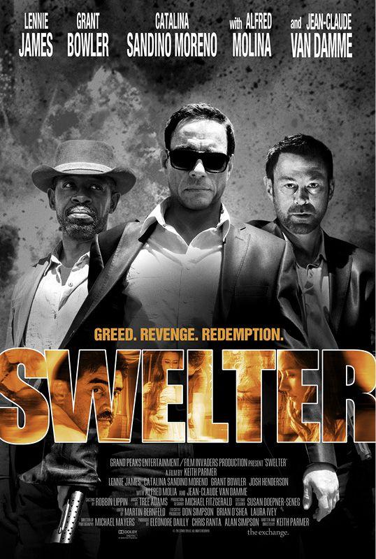 Swelter on DVD