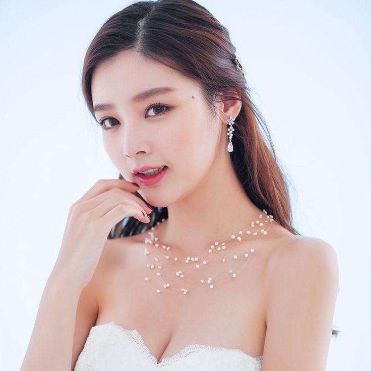 19 best Collier bijou de mariage images on Pinterest | Bridal ...