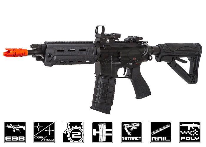 G&G GC4 G26 A1 M4 Carbine AEG Airsoft Gun ( Black )