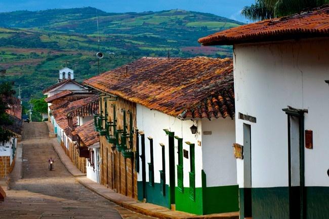 Barichara, Columbia