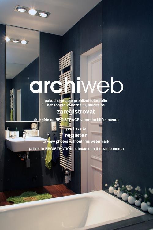 archiweb.cz - Přestavba prádelny Laundry remake