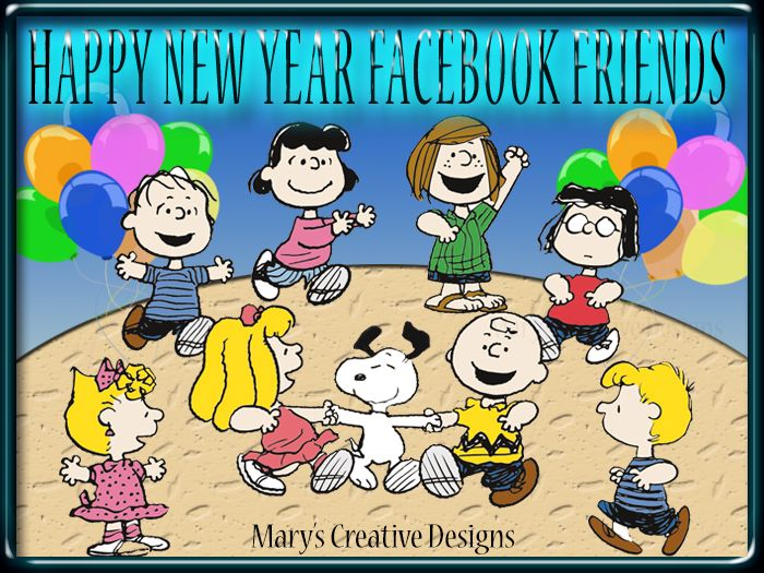 best amazing new year snoopy pictures
