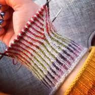 Billedresultat for twined knitting