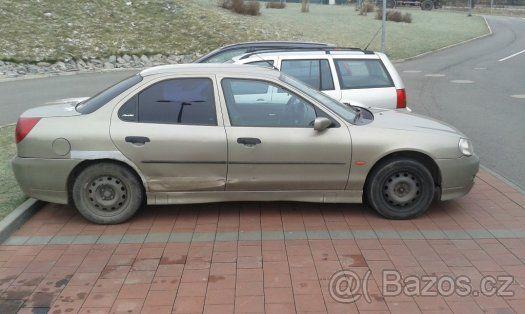 Prodám ford mondeo 1998 1,8 benzin - 1
