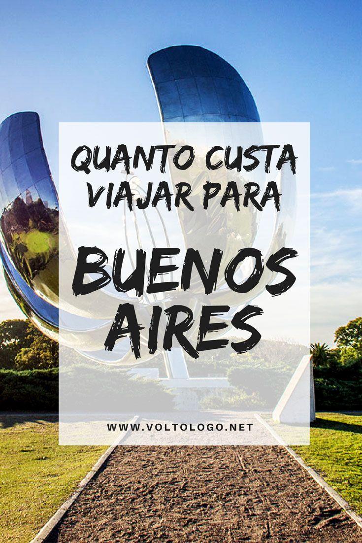 Quanto custa viajar para Buenos Aires: Descubra quais são os preços de passagens aéreas, transporte interno, hostels, hotéis, alimentação, passeios e principais pontos turísticos da cidade. Não erre na hora de calcular os gastos de uma viagem para a capital da Argentina.