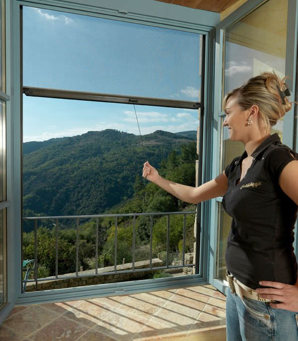 1000 Ideas About Retractable Window Screens On Pinterest
