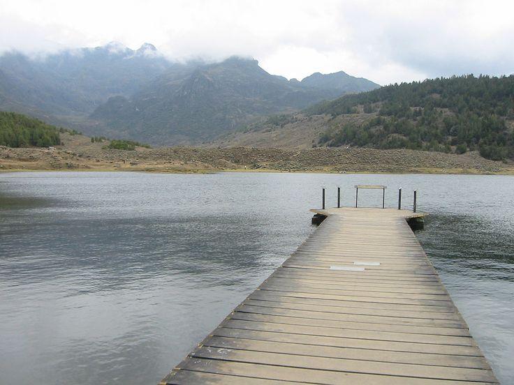 Laguna de Mucubaji, Venezuela