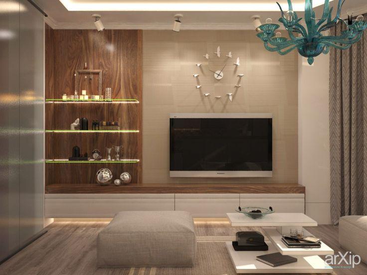 Contemporary interior интерьеры, зd визуализация, назначение - квартира, дом | тип - гостиная | площадь - 30 - 50 м2 | стиль - современный, модернизм | ценовой сегмент - средний | предмет - интерьер. Разместил Ирина Бригинец на портале arXip.com