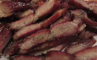 Surinaams eten!: Cha Siu: Chinees-Surinaams geroosterd varkensvlees