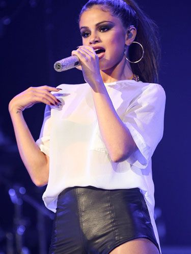 selena gomez on stage - Google Search