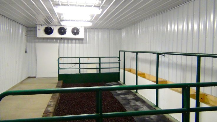 cattle barns | ... Sires, Inc.: First Stop in Indiana - Larrison Farms - Show Barn Pics