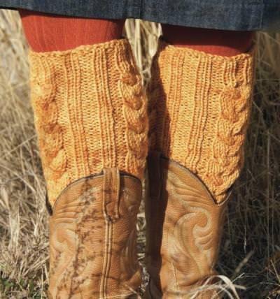 Leg Warmers {Free Pattern}