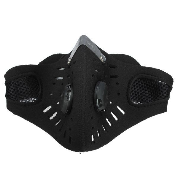 Mouth Muffle Dust Filter Pollution-Free Bicycle Motorcycle Dust Mask