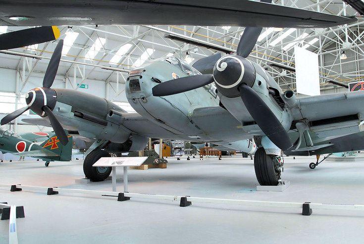Messerschmitt Me 410 A-1/U2.
