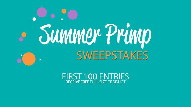 Did you see this? Hurry and enter so you can score a free bath and body product!