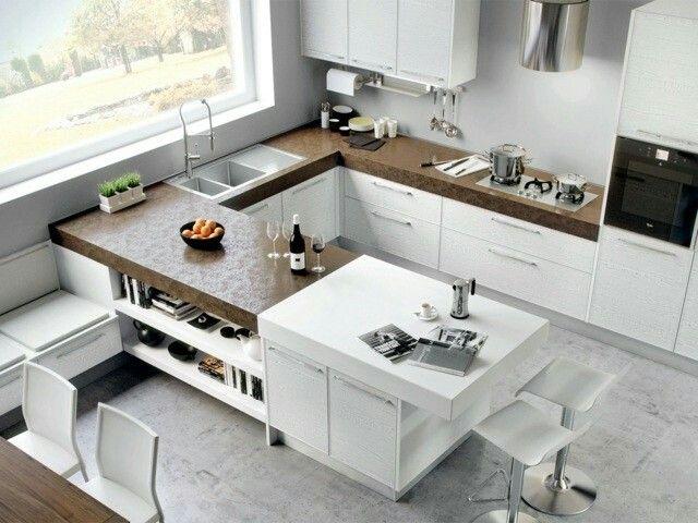 139 best Home Küche images on Pinterest Kitchen contemporary - led lichtleiste küche