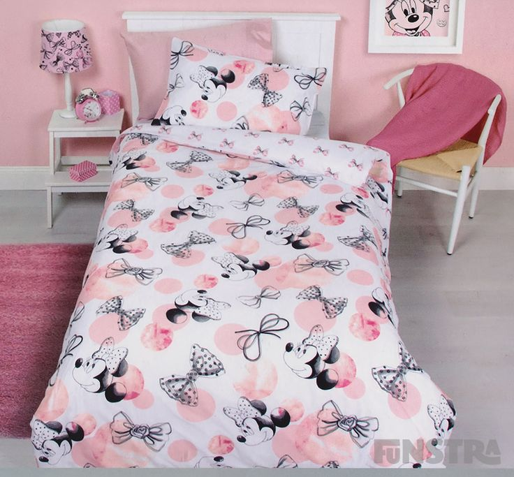 Minnie Mouse Quilt Cover Set from Funstra Toys