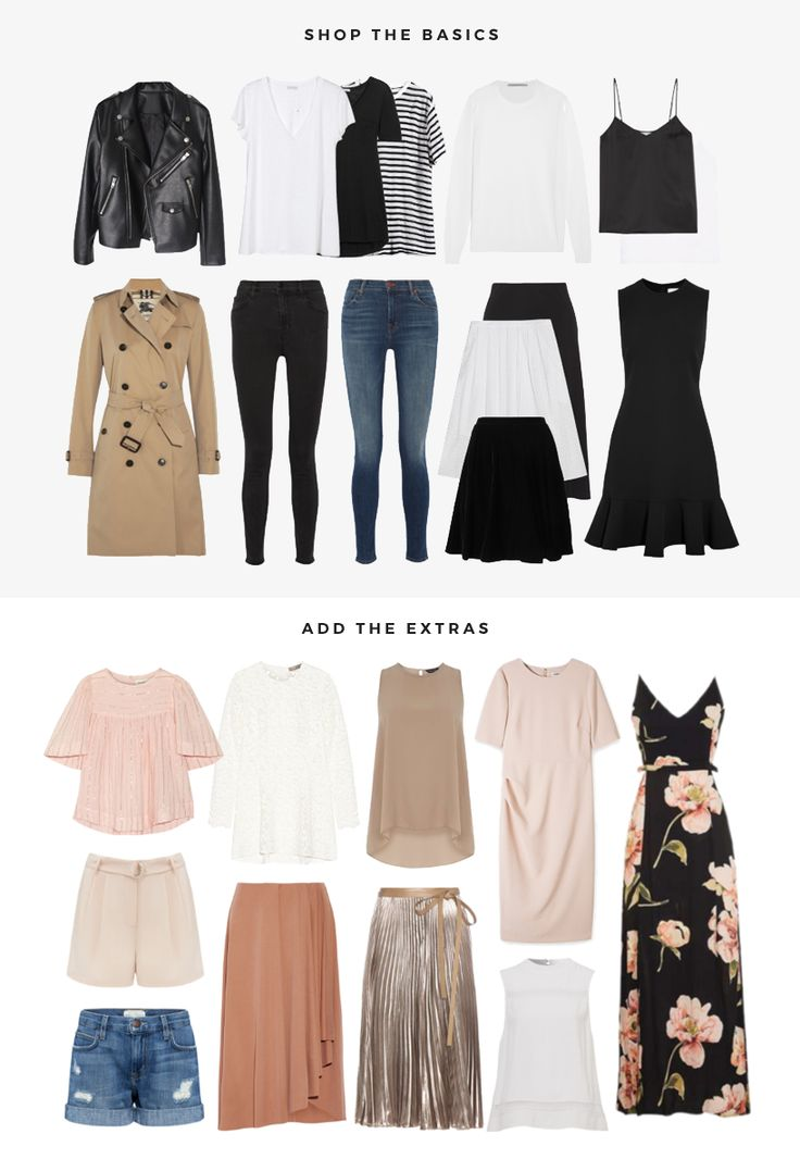 How To Build A Capsule Wardrobe - FLIP AND STYLE ♥ Australian Fashion, Beauty + Lifestyle Blog