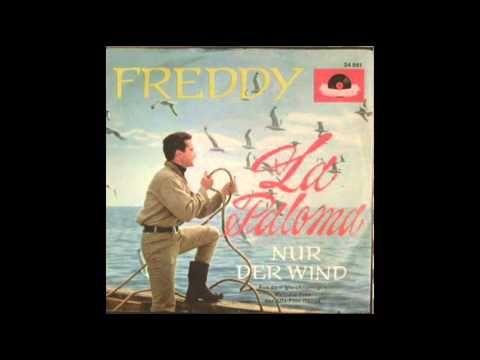 Freddy Quinn - La Paloma (1961) - YouTube