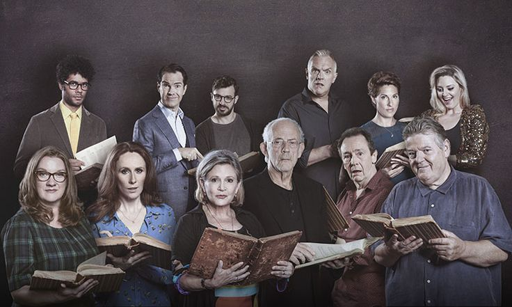 Crackanory series 3 line-up includes Catherine Tate, Robbie Coltrane, Carrie Fisher and Christopher Lloyd
