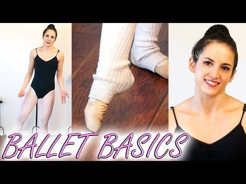 Ballet Class For Beginners - How to Do Basic Ballet Dance Positions - YouTube #howtodance