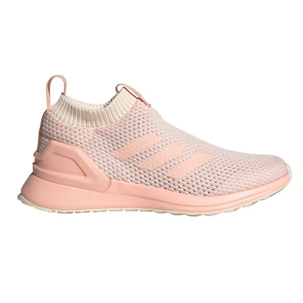 Adidas RapidaRun Laceless Knit Kids Girls Running Shoes