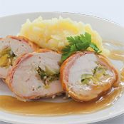 Free stuffed wrapped chicken breast recipe. Try this free, quick and easy stuffed wrapped chicken breast recipe from countdown.co.nz.