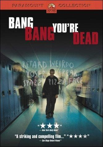 """Bang Bang Youre Dead (2002) Poster - """"This put Ben Foster on my map."""""""