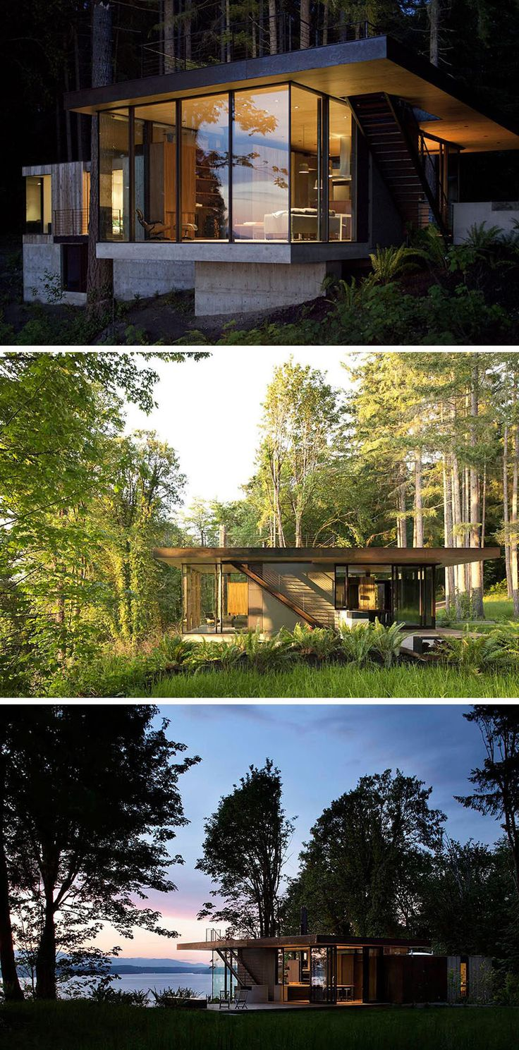 1000 Ideas About Contemporary Home Plans On Pinterest