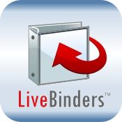 Livebinders: Digital 3-Ring Binders for student projects and digitizing curriculum materials.