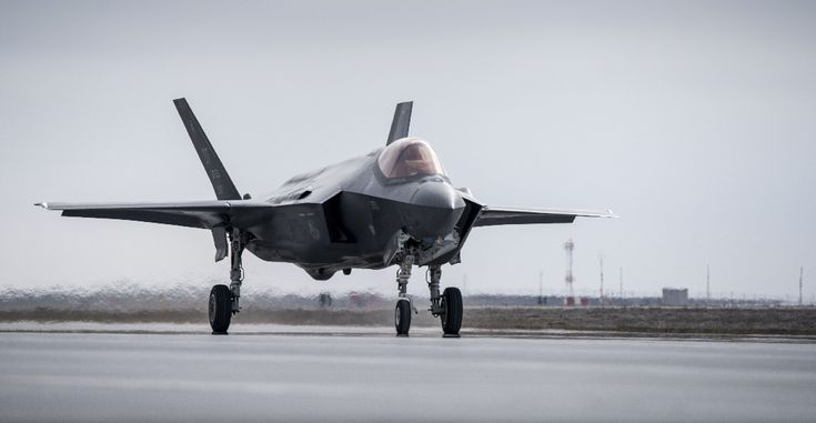 The Aviationist » Six U.S. Air Force F-35As have arrived at Mountain Home AFB for the type's first simulated deployment