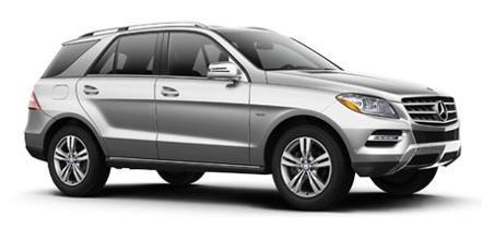 Mercedes M klas