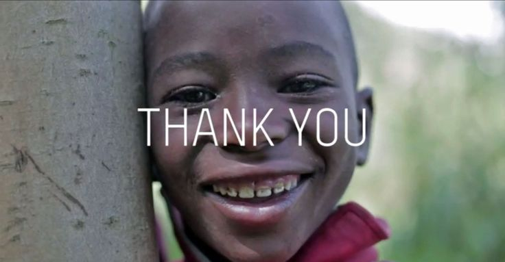 We want to extend our heartfelt thanks for your support over the past year. Every day, your generosity is having a positive impact. We've made this short video to celebrate the lives you've saved, the hearts you've touched and the futures you've changed.