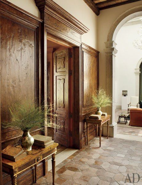 Italian-Style Home in Las Vegas by Atelier AM : Architectural Digest