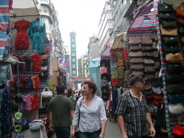 Hong Kong Kowloon ( Ladies markets )