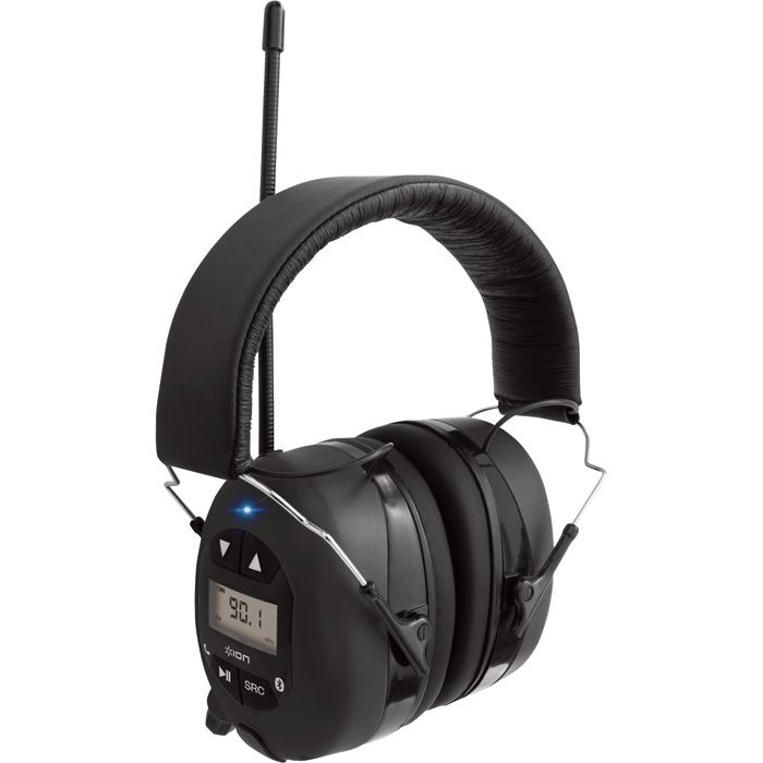 Tough Sounds-Bluetooth Hearing Protection Headphones