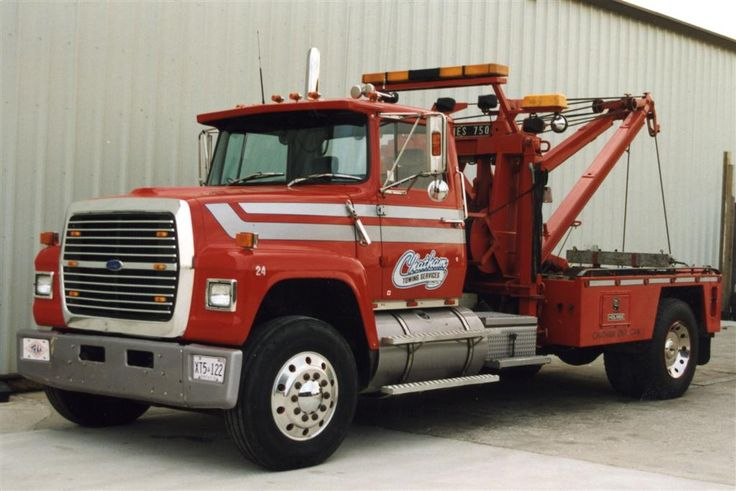 ford louisville wrecker ford big trucks pinterest search and ford. Black Bedroom Furniture Sets. Home Design Ideas